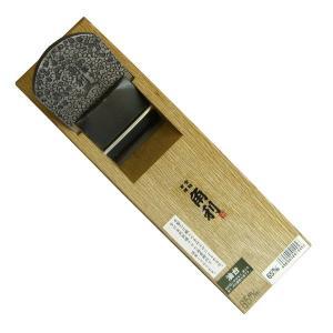 角利 二枚刃鉋 油台 65mm|kqlfttools