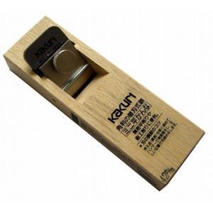 角利 替刃式ミニ平鉋 42×180mm|kqlfttools