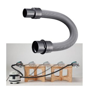 【RYOBI】集塵機用 伸縮ホース0.5m (3070367)|kqlfttools