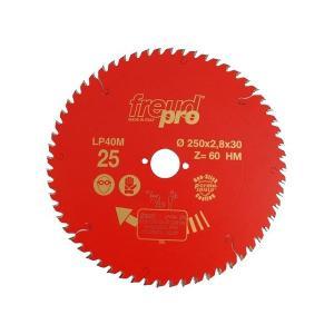 Freud ブレード LP40タイプ クロスカット横切り用 LP40M025 250mm|kqlfttools