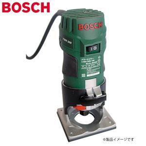 【USED/中古】 Bosch PMR500 + Pツール ミニルータープレート + Pツール 集塵アダプター (在庫限り) kqlfttools