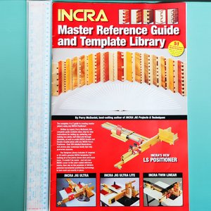 【USED/中古】 INCRA Master Reference Guide and Template Library (在庫限り) kqlfttools