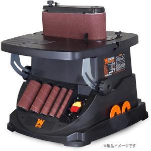 【商品サンプル】 WEN Oscillating Belt and Spindle Sander Model 6524 (在庫限り) ●重量物/大型発送 kqlfttools