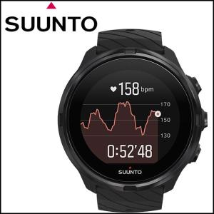 【送料無料】スント SUUNTO 9 All Black オールブラック SS050257000 【...