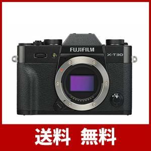 FUJIFILM ミラーレス一眼カメラ X-T30ボディ ブラック 3 インチ X-T30-B