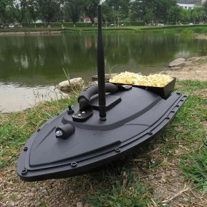 プレジャーボート、ヨット船体 新しい魚群探知機の手漕ぎボート ローディング500メートル リモートコントロール釣り餌ボート