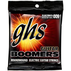 ghs エレキギター弦 Guitar BOOMERS/ギター・ブーマーズ エクストラライト 09-42 GBXL|krsfyk