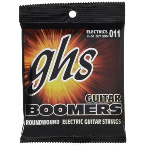 ghs エレキギター弦 Guitar BOOMERS/ギター・ブーマーズ ミディアム 11-50 GBM|krsfyk