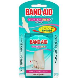 BAND-AID(バンドエイド) タコ・ウオノメ保護用 足の指用 8枚 krsfyk