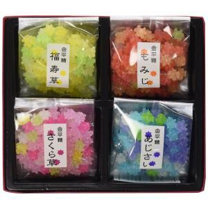 京都 四季のうつろい 金平糖 四季 40g×4袋入|krsfyk