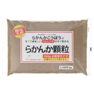 羅漢果顆粒 500g×6個セット【羅漢果工房】|krsfyk