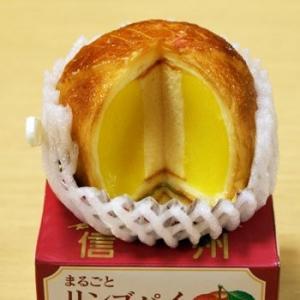 千曲製菓有限会社 信州 まるごとリンゴパイ 「りんごがまるごと1個入」|krsfyk
