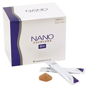 金秀バイオ NANO(ナノ)フコイダンエキス顆粒 60包 hk00083|krsfyk