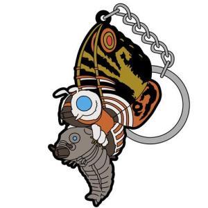 ゴジラ シリーズ モスラ (成虫) & モスラ (幼虫) 92' つままれキーホルダー|krsfyk