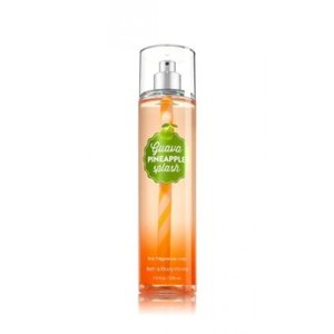 bath and body works フレグランス GUAVA PINEAPPLE SPLASH Signature Collection Fine Fragrance Mist 7.6 fl oz / 226mL 正規輸入品