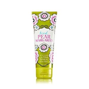 bath and body works ボディローション Bath& Body Works Ultra Shea Cream Iced Pear Margarita 正規輸入品