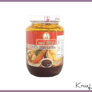 商品名  :チリペーストインオイル メーカー名:MAE PROY(メープロイ) 原材料  :大豆油、...