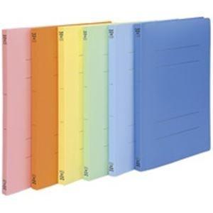 (業務用3セット)ビュートン PPフラットファイル バインダー 2穴 FF-A4S A4S 黄 10冊 ×3セット
