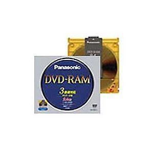 LM-HB94L  【商品名】 (まとめ) パナソニック データ用DVD-RAM(カートリッジタイプ...