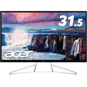 Acer 3年保証 31.5型ワイド液晶ディスプレイ ET322QKwmiipx(VA/非光沢/38...
