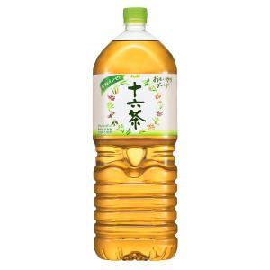【商品名】 【まとめ買い】アサヒ 十六茶 PET 2.0L×6本(1ケース)   ※詳細は商品説明を...