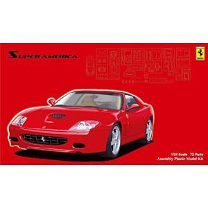 フジミ模型 1/24 リアルスポーツカーシリーズNo.111フェラーリ スーパーアメリカ|ks-hobby
