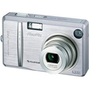 FUJIFILM FinePix F455 S デジタルカメ...