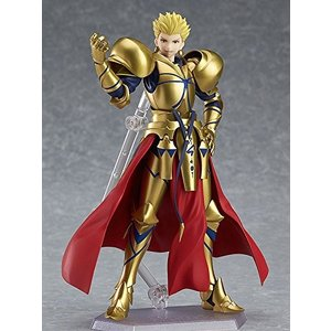 figma Fate/Grand Order アーチャー/ギルガメッシュ ノンスケール ABSPVC製 塗装済み可動フィギュア|ks-hobby