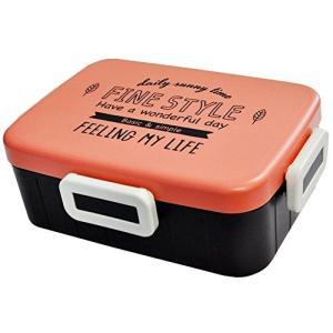 4点ロック ランチボックス 650ml 弁当箱 ファインスタイル ピンク YZFL7|ks-hobby