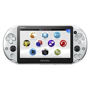 PlayStation Vita Wi-Fiモデル シルバー (PCH-2000ZA25) 中古 良品 ks-hobby