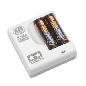 タミヤ グレードアップパーツシリーズ No.419 GP.419 ニッケル水素電池 ネオチャンプ  急速充電器|ks-hobby
