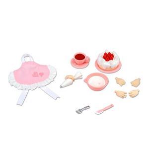 コトブキヤ キューポッシュえくすとら わくわく☆ドルチェせっと ケーキ ノンスケール PVC製 塗装済み可動フィギュア|ks-hobby