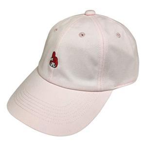 サンリオ 刺繍CAP マイメロディ ピンク SRAP1032|ks-hobby
