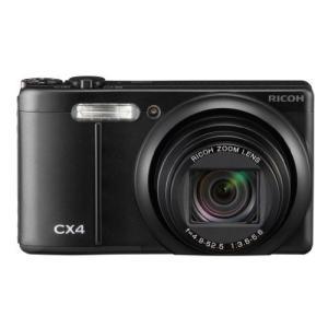 RICOH デジタルカメラ CX4 ブラック CX4BK 1000万画素裏面照射CMOS 光学10....