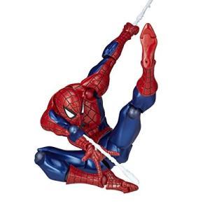 figure complex AMAZING YAMAGUCHI Spider-man スパイダーマン 約160mm ABSPVC製 塗装済みアクションフィギュア リボルテック|ks-hobby