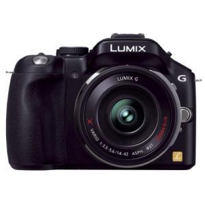 Panasonic ミラーレス一眼カメラ ルミックス G5 ...