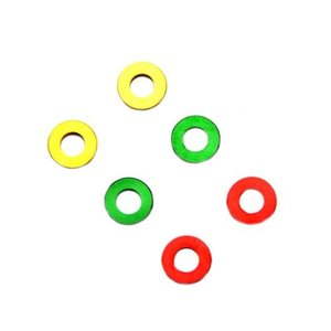 京商 SP ロングキングピンボール用カラーセット (MR-03) ラジコン用パーツ MZW412-1 ks-hobby