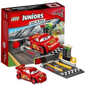 レゴ (LEGO) ジュニア ディズニー カーズ ライトニング・マックィーンのスピードランチャー 10730|ks-hobby