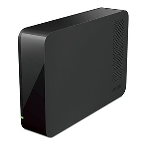 BUFFALO ドライブステーション ターボPC EX2 Plus対応 USB3.0用 外付けHDD 2TB ブラックHD-LC2.0U3-BKC|ks-hobby