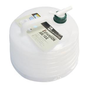 キャプテンスタッグ ウォータータンク ジャグ 容量10L/抗菌/伸縮  M-1429|ks-hobby