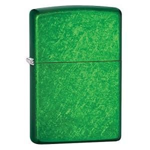 ZIPPO ジッポーライター USA加工 Meadow Green 24840 [並行輸入品]