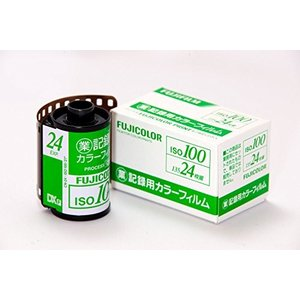 ●35mmフィルム24枚撮り 10本セットです ●ISO100 ●カラーネガフィルム ●デーライト用