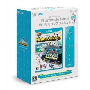 Nintendo Land Wiiリモコンプラスセット (アオ) 中古 良品|ks-hobby