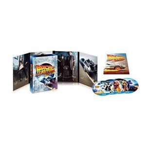 バック・トゥ・ザ・フューチャー トリロジー 30thアニバーサリー・デラックス・エディション ブルーレイBOX [Blu-ray] 中古 良品|ks-hobby