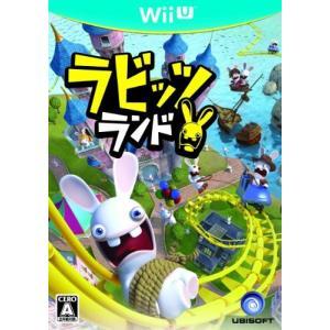 ラビッツランド - Wii U 中古 良品|ks-hobby