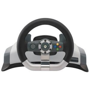 Xbox 360 ワイヤレス レーシング ホイール 中古 良品|ks-hobby