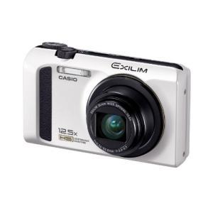 CASIO デジタルカメラ EXILIM ホワイト EX-Z...
