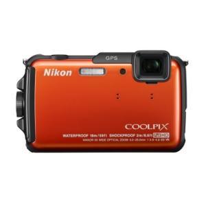 Nikon デジタルカメラ COOLPIX AW110 防水...