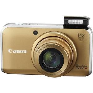 Canon デジタルカメラ PowerShot SX210 ...