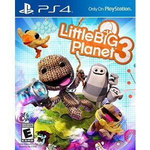 ●Little Big Planet 3 PS4 LE